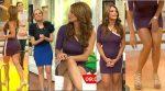 Maritere Alessandri Minivestido Piernotas y Culote!! + Raquel Bigorra HD