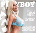 Nannette Marie Hammond En Revista Playboy Suecia – Enero 2018