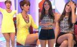 Regina Murguia y Marijo Castro Riquisimas Piernotas! HD