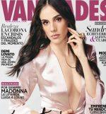 Sandra Echeverría En Revista Vanidades México – Agosto 2018