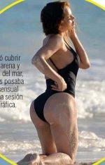 Sara Corrales Mega Culazo En Traje de Baño – Tvnotas Diciembre 2019