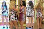 Shanik Aspe, Adianez, Anette Asbun, y Mas.. En Minifaldas HD
