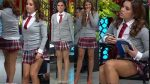 Tania Rincón, Tabata Jalil y Vanessa Claudio Colegialas! HD