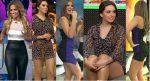 Tania Rincón y Vanessa Claudio Piernotas + Jenny Garcia Nalgona En Latex! HD