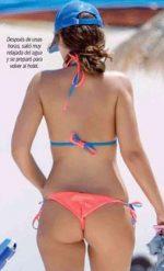 Vanessa Claudio Culote En Tanga Paparazzi! Revista TV Notas