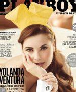 Yolanda Ventura Desnuda En Revista Playboy + Extras